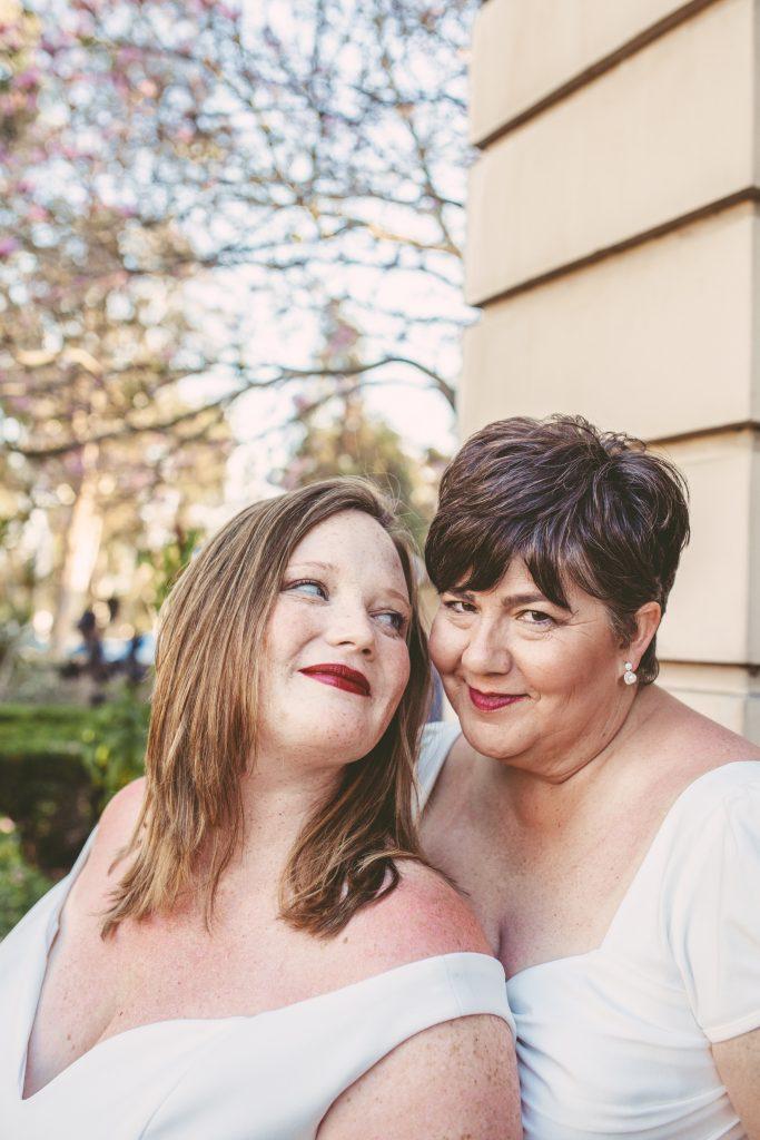 San Diego Same Sex Elopement: Balboa Park