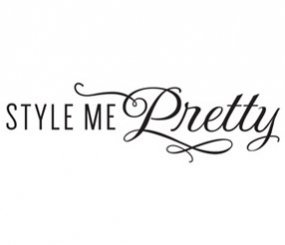 Chris Wojdak Photography featured in Style Me Pretty Wedding Blog