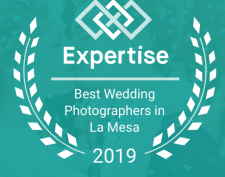 Chris Wojdak Named Best Wedding Photographer In La Mesa, CA
